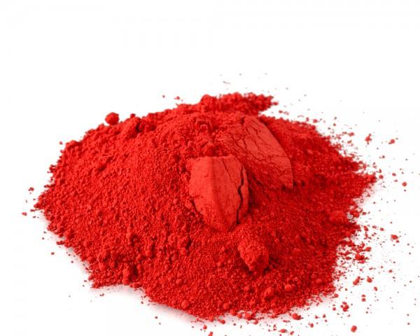 Schokoladenfarbe rot
