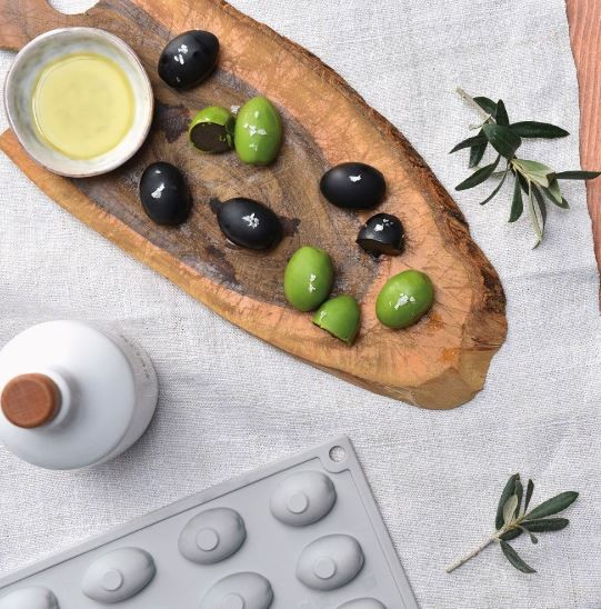 Aufleger Oliven GG012