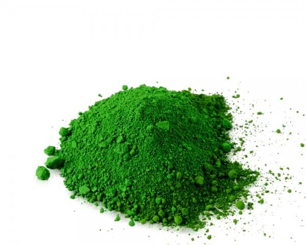 Schokoladenfarbe grün