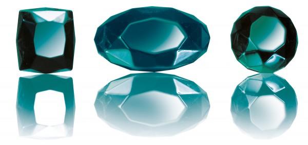Pralinenform Diamanten