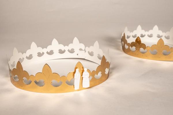 2 Kronen Rois & Reine