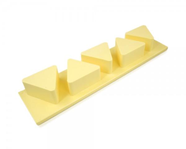 Törtchen-Auswerfer Dreieck
