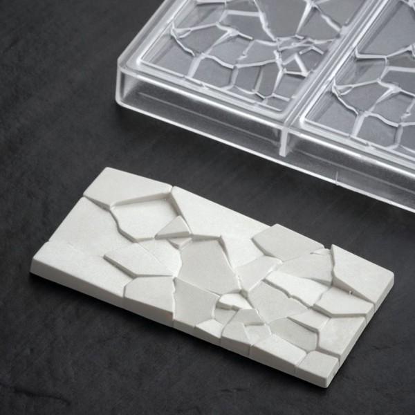 Tafelform PC5002 CRUSH von Fiorani