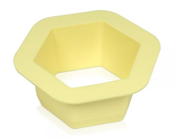 Törtchenboden-Ausstecher Hexagon