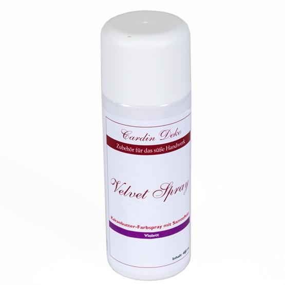 Velvet Spray Violett 400 ml