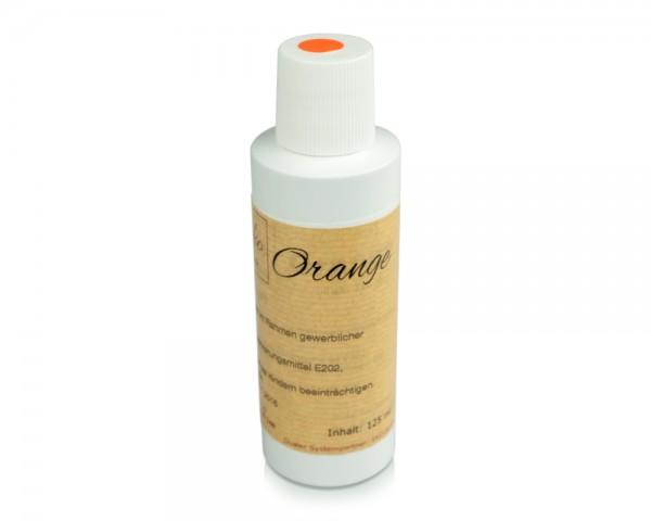 Lebensmittelfarbe orange