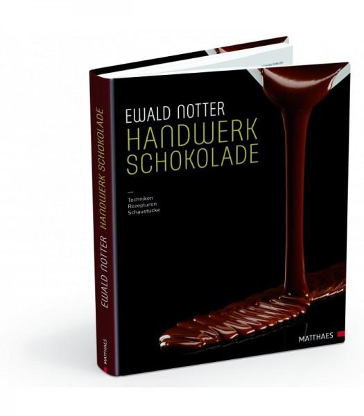 Handwerk Schokolade von Ewald Notter