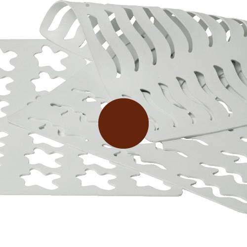 Schokoladenschablone Kreis Ø 36 mm