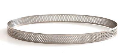 Tarte-Ring rund gelocht Ø15 cm