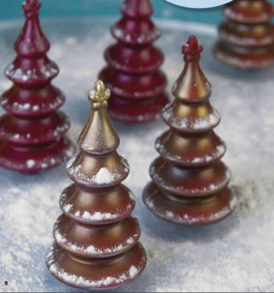 Magnetform Weihnachtsbaum