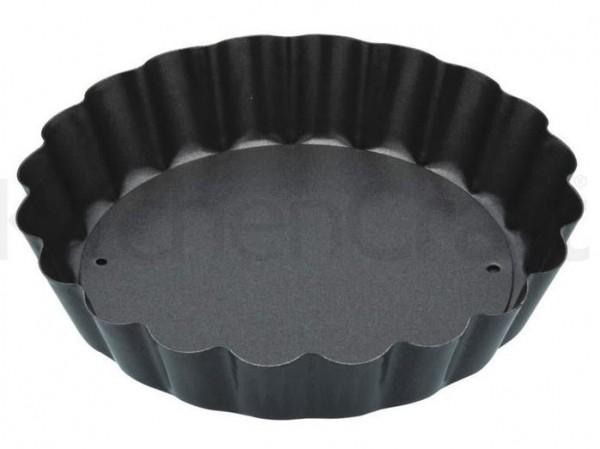 Tartelette-Form gewellt rund Ø 10 cm