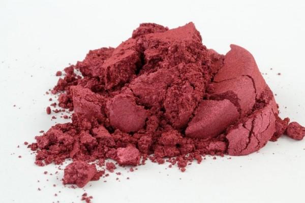 Perlglanzpuder Rot 25 g