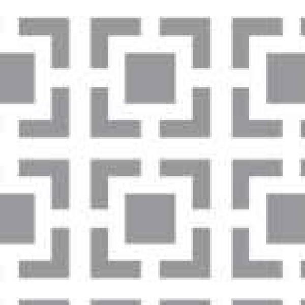 Dekorschablone Labyrinth 60 x 40 cm