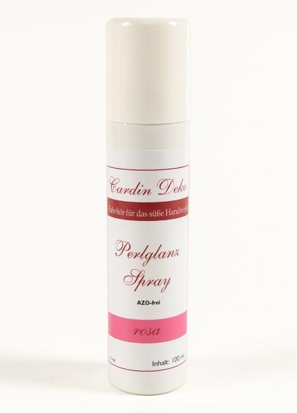 Perlglanzspray Rosa, 100 ml
