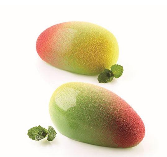 Silikomart Mango + Cutter