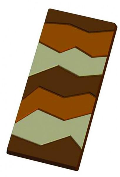 Tafelform Zickzack