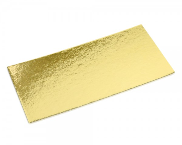 Goldpappe für Tafelschokolade