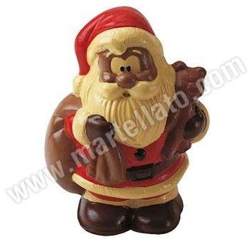 Schokolade-Hohlform Weihnachtsmann 17 cm