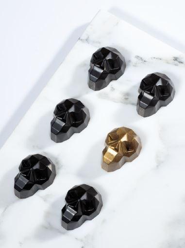 Pralinenform MA 1017 Skull