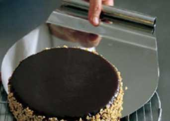 Tortenheber Ø 28 cm Edelstahl