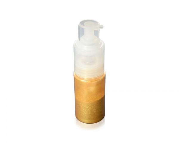 Perlglanzpuder gold Pumpzerstäuber